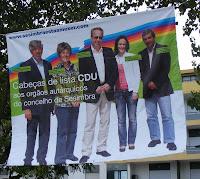 Coligação Democrática Unitária - Quinta do Conde
