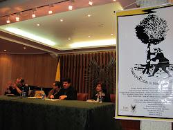 Lectura de poesía Segundo Encuentro Nacional de Artes y ciencias del lenguaje. 2010