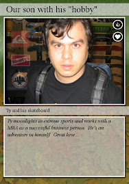 My favorite trading card...