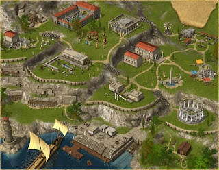 Grepolis town buildings level 1