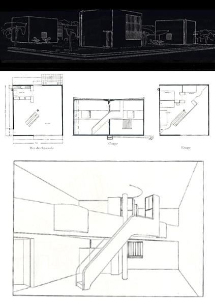 Arqworld casa de los artesanos le corbusier - Casas de le corbusier ...