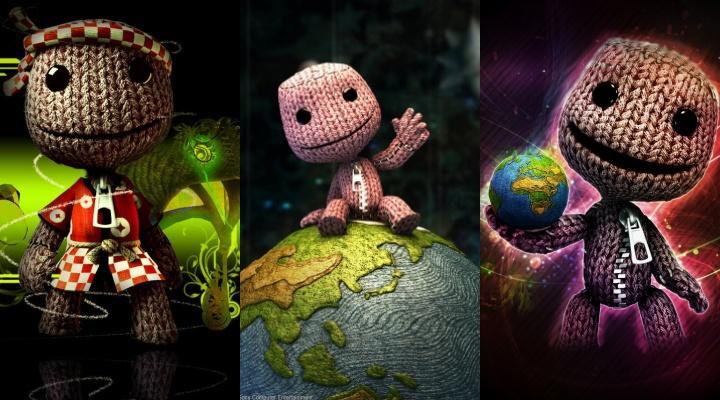 little big planet wallpaper. Set - Little Big Planet