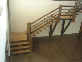 Escada...