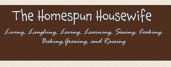 The Homespun Housewife