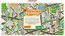 HARMONIA NO TRANSITO HONDA (Clique na imagem)