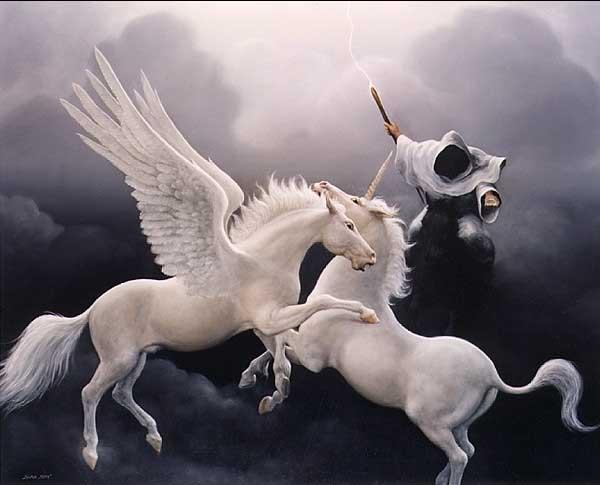 Pegaso Y Los Unicornios