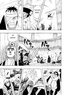Naruto Chapter 465