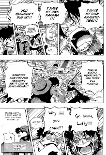 ONe Piece Chapter 558