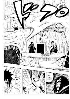 Naruto Chapter 466