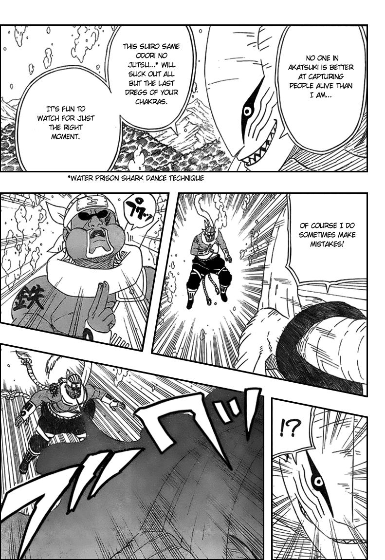 Read Naruto 472 Online - 09