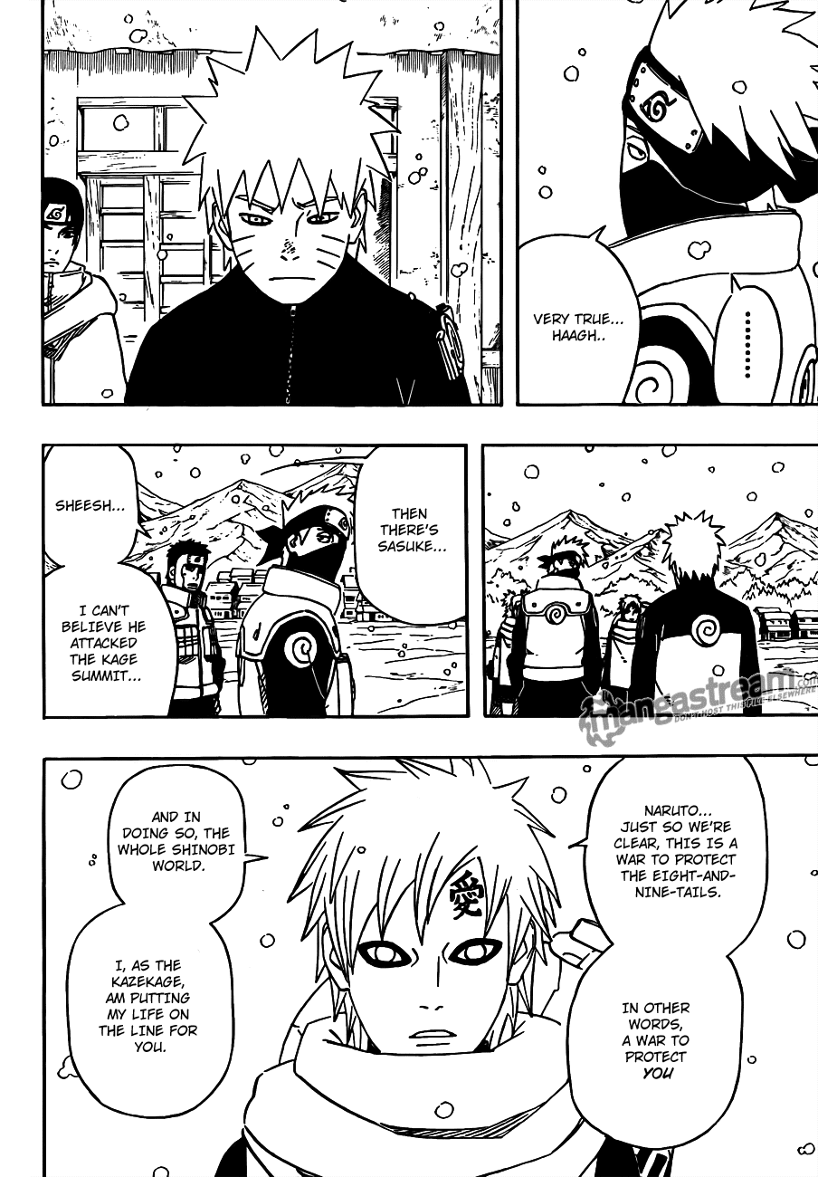 Read Naruto 474 Online   14 - Press F5 to reload this image