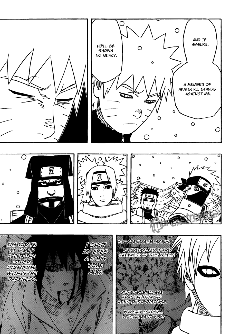 Read Naruto 474 Online | 15 - Press F5 to reload this image