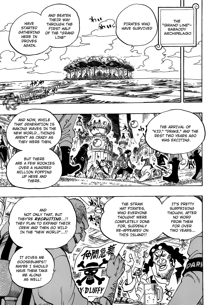 Read One Piece 598 Online | 04 - Press F5 to reload this image