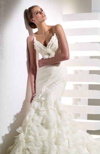 vestidos de noiva sereia. Vestido de Noiva sereia meu