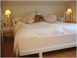 Säng - egen tillverkning