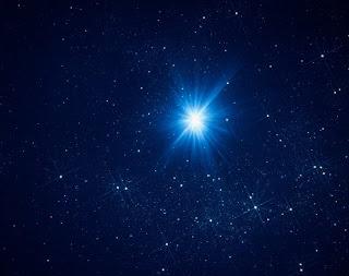 Stjärna på himlen