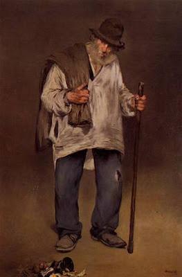 "Edouard Manet  - ""El Trapero"", 1869"