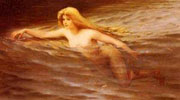 Luis Ricardo Falero, A sea Nymph