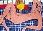 Matisse, desnudo