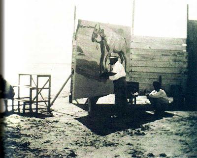 Playa de la Malvarrosa, Sorolla, verano de 1909, Valencia