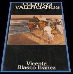 Sacando la barca, Sorolla-Cuentos Valencianos, Blasco Ibañez