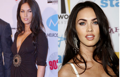 megan fox plastic surgery nightmare. Megan Fox Plastic Surgery