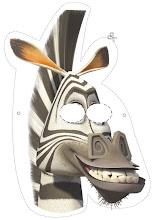 Marcaras y caretas de Madagascar ...PARA IMPRIMIR