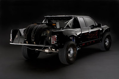 the sema blog nick baldwin motorsport 39 s trophy truck. Black Bedroom Furniture Sets. Home Design Ideas