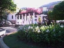 Carangola - Praça Cel Maximiniano