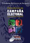 II Simulación de campaña electoral para jóvenes Políticos