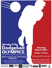 Jersey City Dodgeball Olympics