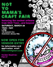 Not Yo Mama's Craft Fair : March 28th@ LITM