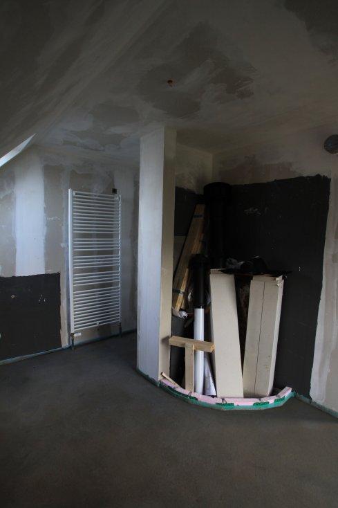 projekt buettelborn klinker fussbodenheizung und estrich. Black Bedroom Furniture Sets. Home Design Ideas