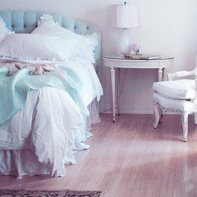 Interiores: Tons de azul