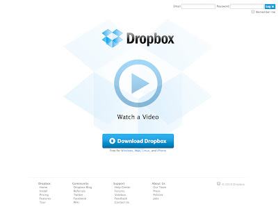 Websites: Dropbox