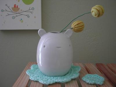 Ideias: Vaso de flores