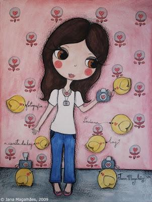 Ilustração – Jana Magalhães