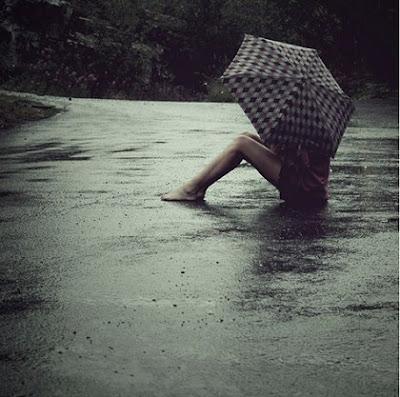 Chuva e tempo frio