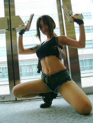Cosplay Tombraider
