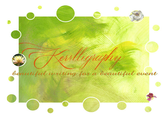Kerrlligraphy