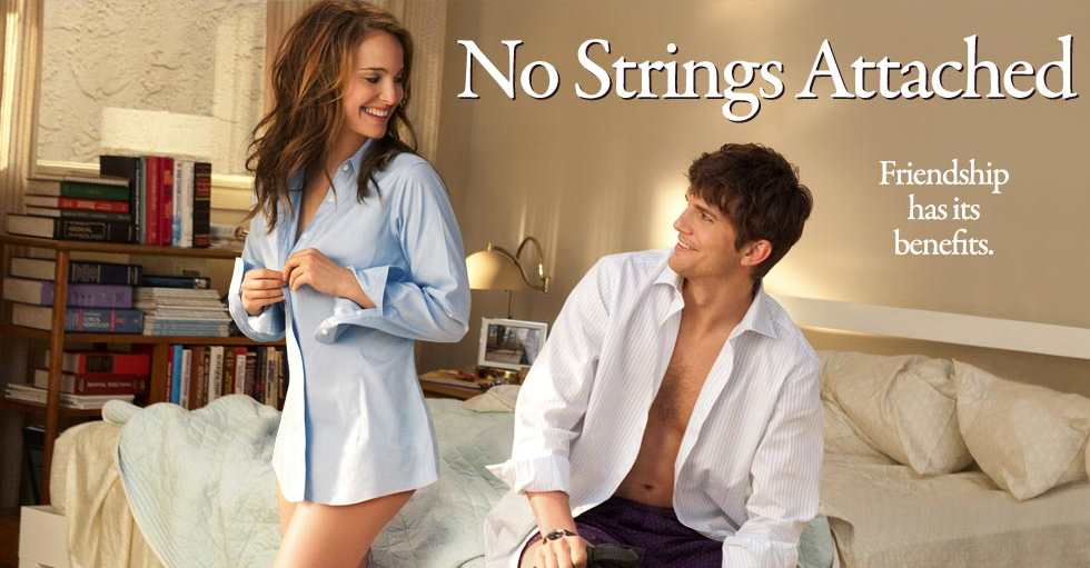 no strings attached meaning fling finder