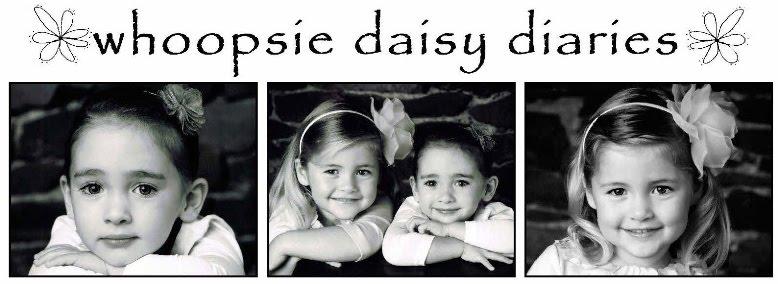 Whoopsie Daisy Diaries