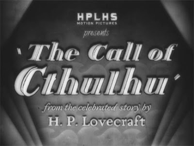 Call of Cthulhu movie poster by ~jarredspekter on deviantART