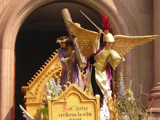 cuaresma y semana santa en guatemala, quinto domingo, domingo de pasión, domingo de lázaro