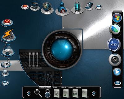 iconos objectdock pepua personalizacion PC