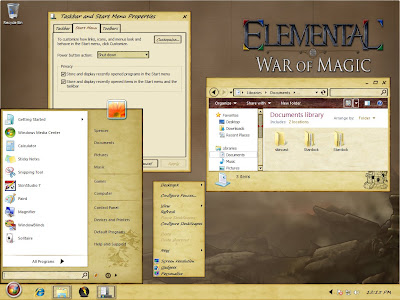 windowblinds parchment temas pepua personalizacion PC
