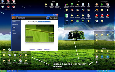 descarga fences y organiza tu escritorio desktop -  personalizacion y seguridad