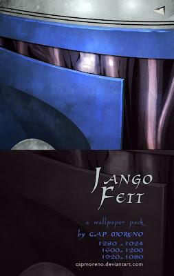 Jango Fett - Wallpapers - personalizacion