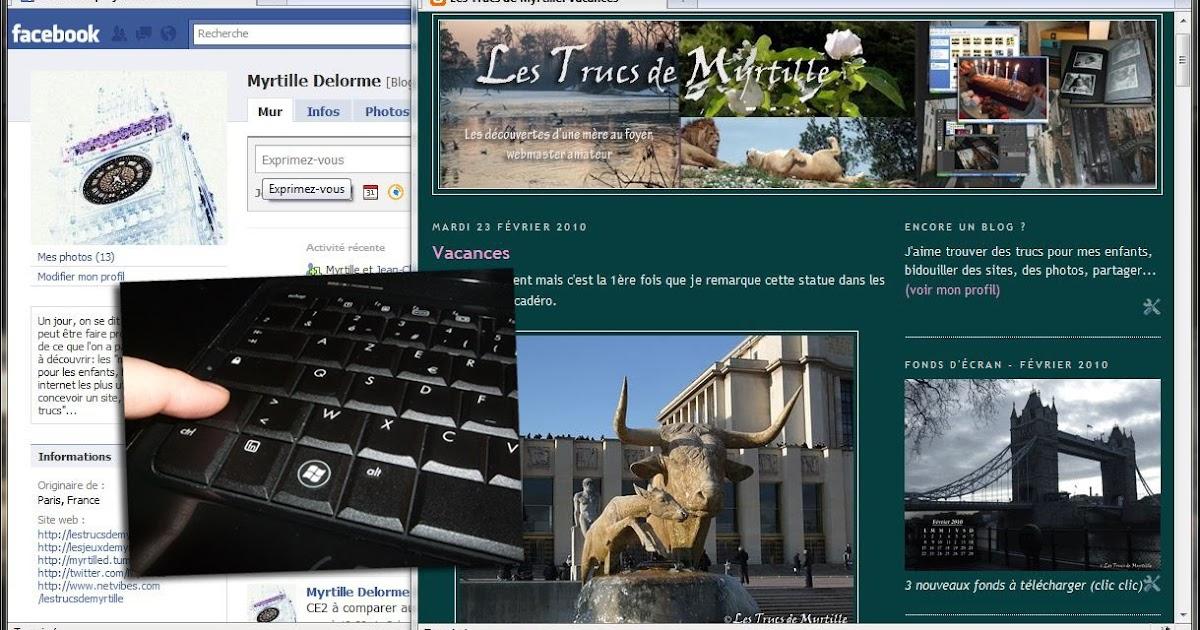 Les trucs de myrtille raccourcis clavier ouvrir un lien for Ouvrir une nouvelle fenetre html