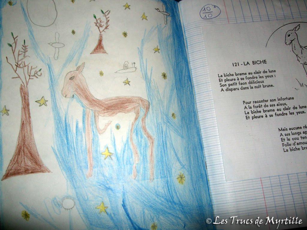 LA BICHE de Maurice ROLLINAT